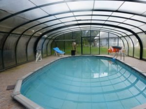PISCINE GITE DU GOLF